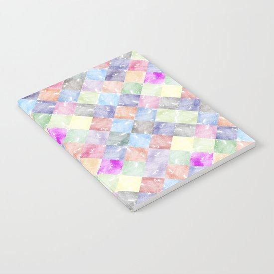 Colorful geometric patterns II Notebook