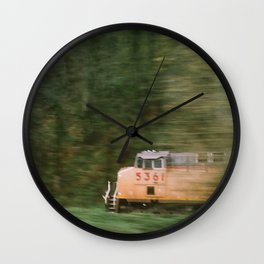 Keeping up Wall Clock