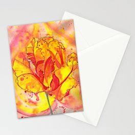 Beltane fire Stationery Cards
