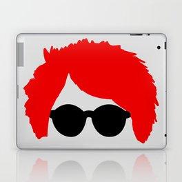 Gerard Way Red Hair & Glasses Laptop & iPad Skin