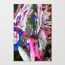 Blackhawk Indian Dance Canvas Print
