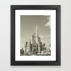Walt Disney World Framed Art Print