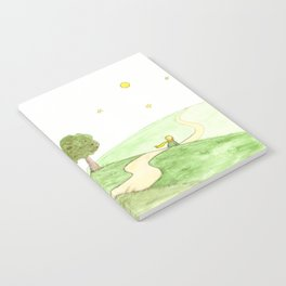 The little Prince and the Fox Notebook