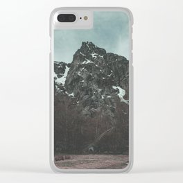 Ancestors Clear iPhone Case
