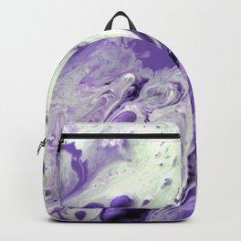 Pour Number 7:  Ultra Violet Backpack