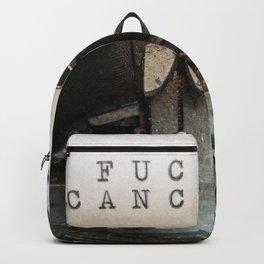 FUCK CANCER Backpack