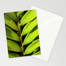 Vegetal balance Stationery Cards