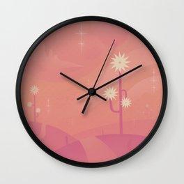 Relax - CALM Wall Clock