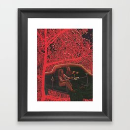 If you think you hate it now Framed Art Print