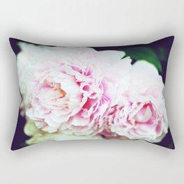 Peony Garden Splendor I Rectangular Pillow