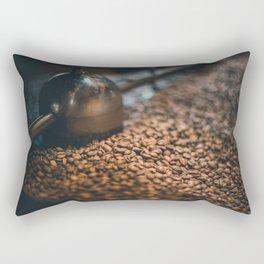 Roasted Coffee 4 Rectangular Pillow