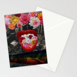 Flower  Vomit Stationery Cards