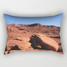 Southwest Desert Rectangular Pillow