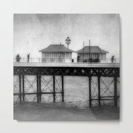 Cromer Pier, Norfolk Metal Print