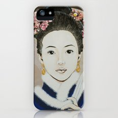 Her yearning Slim Case iPhone (5, 5s)