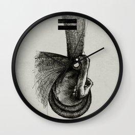 Pilgrim II. Wall Clock