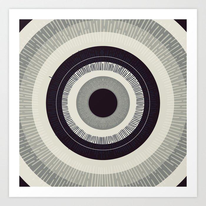 Eye See You Art Print
