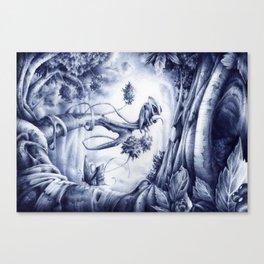 Kankucho Canvas Print