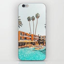 Hotel Tropicana #photography #travel iPhone Skin
