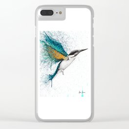 For I Must Be Traveling On Clear iPhone Case