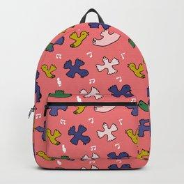 Singing Birds Backpack