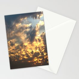 Bruins Sunset Stationery Cards