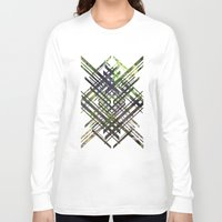 moss Long Sleeve T-shirts featuring Moss by Lewis Kent