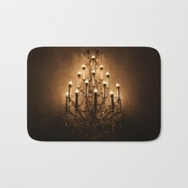 chandelier Bath Mat