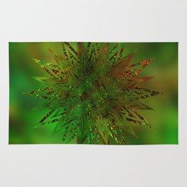Starburst Ornament Rug