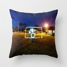 Illuminate Throw Pillow