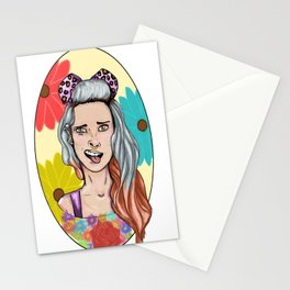 Icky Stationery Cards