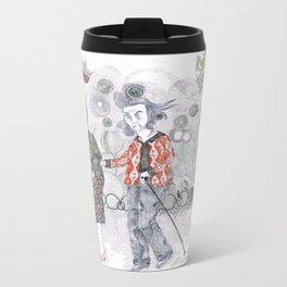 Providencia Metal Travel Mug