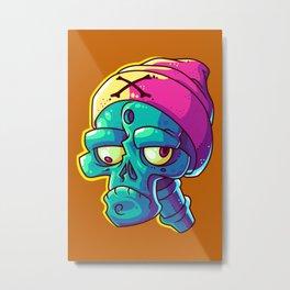 Bone Thug Metal Print