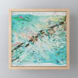 SPLLRGGR Framed Mini Art Print