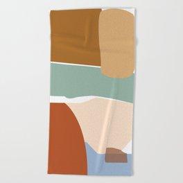 // Reminiscence 01 Beach Towel