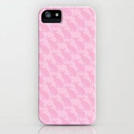 cats pattern 5 iPhone Case