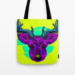 Future Deer Tote Bag