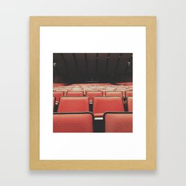 intermission Framed Art Print