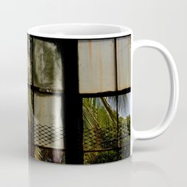 Opening windows Coffee Mug