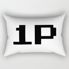 Player One 1P Rectangular Pillow