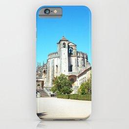 Portugal, Tomar (RR 188) Analog 6x6 odak Ektar 100 iPhone Case