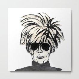 Cool Andy Metal Print