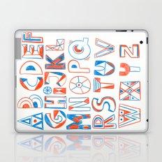 PlayFull Alphabet Laptop & iPad Skin