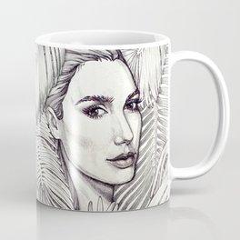 Stunning Gal Gadot Coffee Mug
