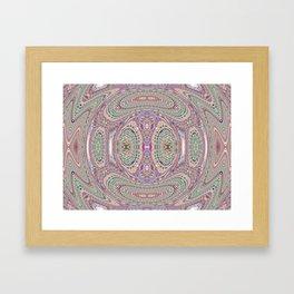 Hippi Daze Framed Art Print