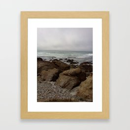 Monterey  Framed Art Print