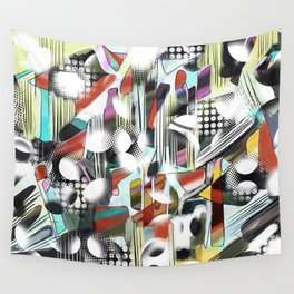 Vagueness Wall Tapestry