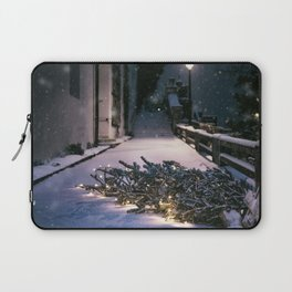 Chrismas Tree Laptop Sleeve