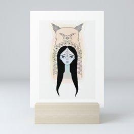 La Lona Mini Art Print