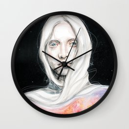 Too many thoughts crowd my mind... Wall Clock